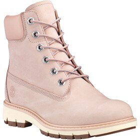 "Timberland Lucia Way WP 6"" Boots Dames, cameo rose"